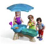more details on Step2 Spill and Splash Seaway Water Table.