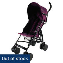 Red Kite Plum Push Me 2U Stroller