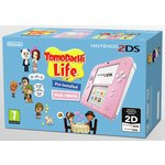 more details on Nintendo 2DS Pink & White Console with Tomodachi Life Bundle
