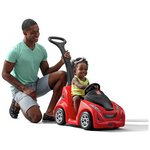 more details on Step2 Push Around Buggy FT - Red.