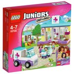 more details on LEGO Juniors Mia's Vet Clinic - 10728.