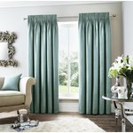 Curtina Rimini Lined Curtains - 168x229cm - Teal