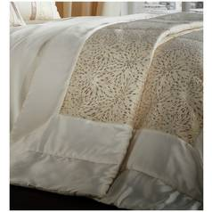 Catherine Lansfield Luxor Gold Bedding Set - Double