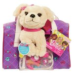 more details on Barbie Vet Bag Set with Floppy Ears Puppy.