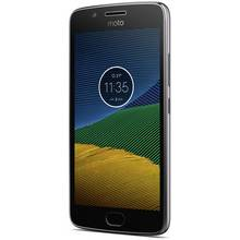 Motorola Moto G5 16GB with 2 GB RAM (Single Sim) UK SIM-Free Smartphone - Lunar Grey Best Price and Cheapest