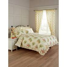 Vantona Nerissa Frill Bedding Set - Single