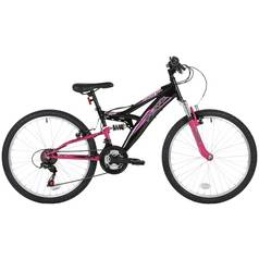 Flite Taser Dual Suspension 14 Inch Bike - Kids