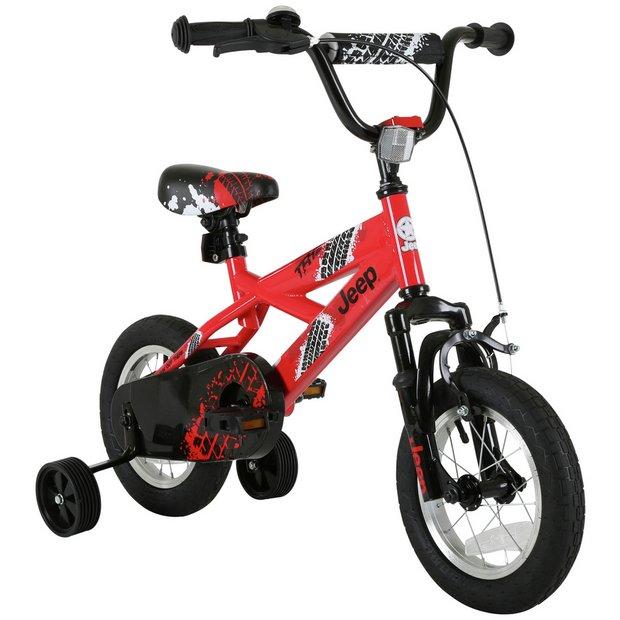 Buy Jeep 12 Inch BMX Bike | Kids bikes | Argos