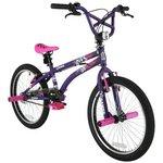 more details on X Games 20 Inch Purple BMX Bike