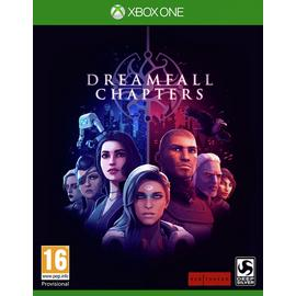 Dreamfall Chapters Xbox One Game