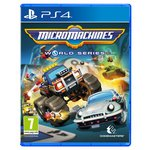 more details on Micro Machines: World Series Pre-Order PS4 Game.