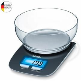 Beurer KS25 Electronic Kitchen Scale and Bowl.