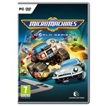 more details on Micro Machines World Series Pre-Order PC Game.