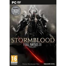 Final Fantasy XIV: Stormblood PC Game.