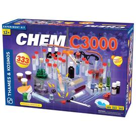 Thames and Kosmos Chem C3000 Experiment Kit.