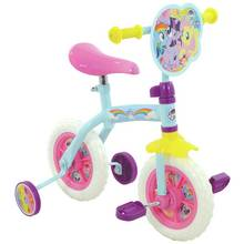 My Little Pony 2 in 1 10 Inch Training Bike