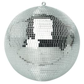 FXLab Silver 12 Inch Mirror Ball with Motor