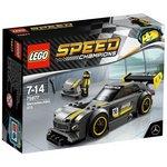 more details on LEGO Mercedes AMG GT3 - 75877.