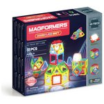 more details on Magformers Neon LED Set.