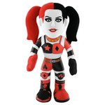 more details on Bleacher Creatures DC Comics Roller Derby Harley Quinn Plush