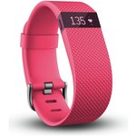 more details on Fitbit Small Charge HR - Pink.