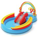 more details on Intex Rainbow Ring Play Centre Inflatable Pool.