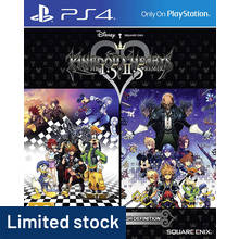 Kingdom Hearts HD 1.5 and 2.5 Remix PS4 Game