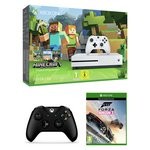 more details on Xbox One S 500GB Console Minecraft and Forza Horizon3 Bundle