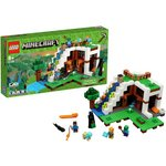 more details on LEGO Minecraft The Waterfall Base - 21134.