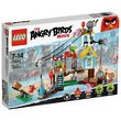 more details on LEGO Angry Birds Pig City Teardown - 75824.