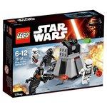 more details on LEGO Star Wars First Order Battle Pack - 75132.