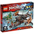 more details on LEGO Ninjago Misfortunes Keep - 70605.