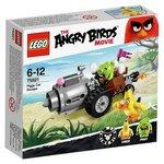 more details on LEGO Angry Birds Piggy Car Escape - 75821.