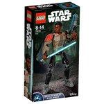 more details on LEGO Star Wars Finn Figure - 75116.