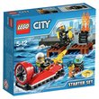 more details on LEGO City Fire Starter Set - 60106.