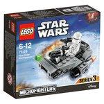 more details on LEGO Star Wars First Order Snowspeeder - 75126.