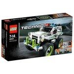 more details on LEGO Technic Police Interceptor - 42047.