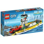 more details on LEGO City Ferry - 60119.
