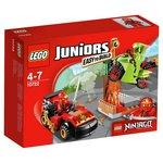more details on LEGO Juniors Snake Showdown - 10772.