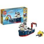 more details on LEGO Ocean Explorer Playset - 31045.