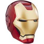 more details on Marvel Legends Iron Man Electronic Helmet.