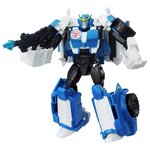 more details on Transformers RID Combiner Force Warriors Class Strongarm.