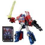 more details on Transformers Generations Voyager Optimus Prime and Diac