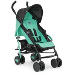 more details on Chicco Echo Sea Green Stroller.