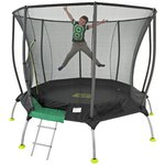 more details on TP Toys 8ft Genius Octagonal Trampoline and Enclosure.