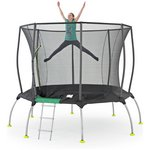 more details on TP Toys 10ft Genius Octagonal Trampoline and Enclosure.