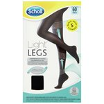 more details on Scholl 60 Denier Black Fibre Firm Tights - Small.