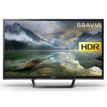 more details on Sony Bravia KDL32WE613BU 32 Inch Smart Full HD TV with HDR.