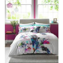 Lipsy Watercolour Lily Bedding Set - Double