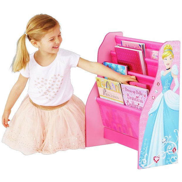 the latest 70879 70232 Buy Disney Princess Sling Bookcase | Kids toy boxes and storage | Argos